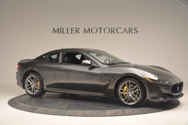 Used 2012 Maserati GranTurismo MC for sale Sold at Maserati of Westport in Westport CT 06880 10