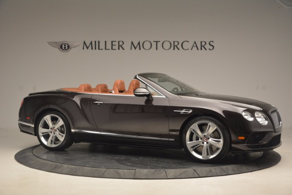 Used 2017 Bentley Continental GTC V8 S for sale Sold at Maserati of Westport in Westport CT 06880 10