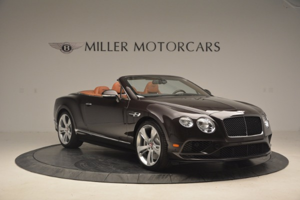 Used 2017 Bentley Continental GTC V8 S for sale Sold at Maserati of Westport in Westport CT 06880 11