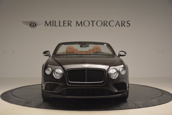 Used 2017 Bentley Continental GTC V8 S for sale Sold at Maserati of Westport in Westport CT 06880 12