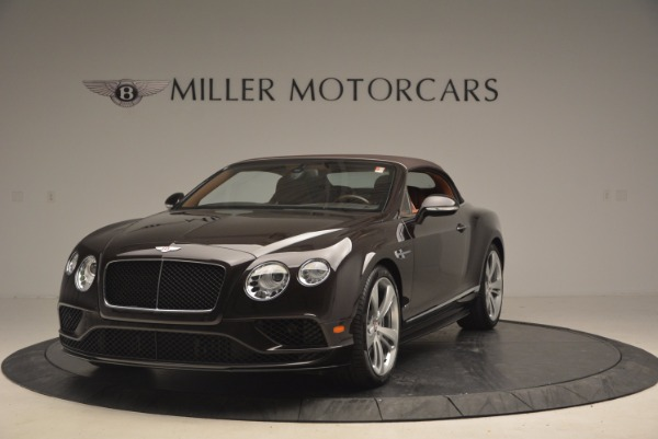 Used 2017 Bentley Continental GTC V8 S for sale Sold at Maserati of Westport in Westport CT 06880 13