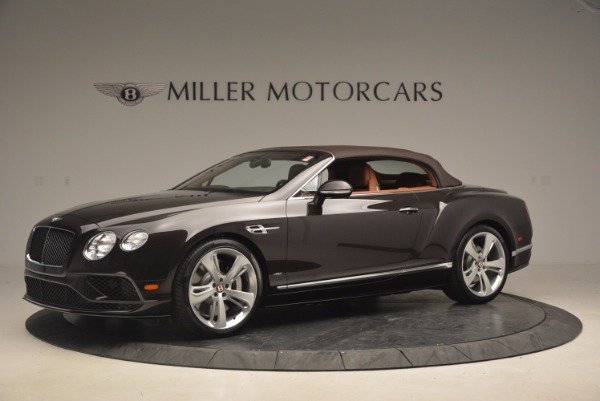 Used 2017 Bentley Continental GTC V8 S for sale Sold at Maserati of Westport in Westport CT 06880 14