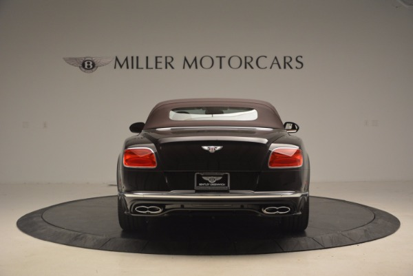 Used 2017 Bentley Continental GTC V8 S for sale Sold at Maserati of Westport in Westport CT 06880 18