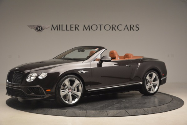 Used 2017 Bentley Continental GTC V8 S for sale Sold at Maserati of Westport in Westport CT 06880 2