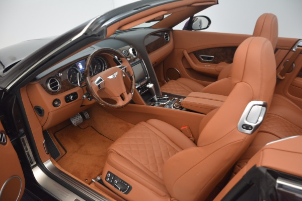 Used 2017 Bentley Continental GTC V8 S for sale Sold at Maserati of Westport in Westport CT 06880 27