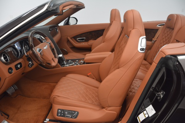Used 2017 Bentley Continental GTC V8 S for sale Sold at Maserati of Westport in Westport CT 06880 28