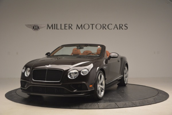 Used 2017 Bentley Continental GTC V8 S for sale Sold at Maserati of Westport in Westport CT 06880 1