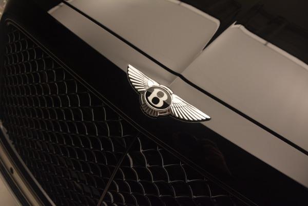 New 2018 Bentley Bentayga Black Edition for sale Sold at Maserati of Westport in Westport CT 06880 18