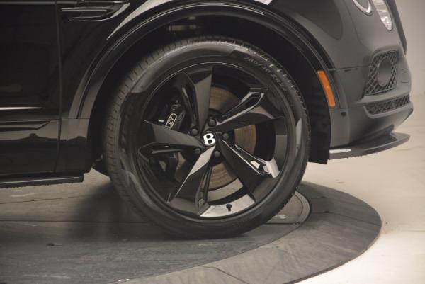 New 2018 Bentley Bentayga Black Edition for sale Sold at Maserati of Westport in Westport CT 06880 22