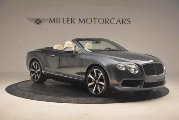 Used 2013 Bentley Continental GT V8 Le Mans Edition, 1 of 48 for sale Sold at Maserati of Westport in Westport CT 06880 10