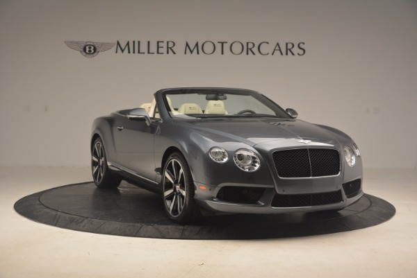 Used 2013 Bentley Continental GT V8 Le Mans Edition, 1 of 48 for sale Sold at Maserati of Westport in Westport CT 06880 11