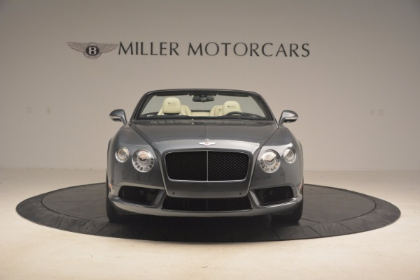 Used 2013 Bentley Continental GT V8 Le Mans Edition, 1 of 48 for sale Sold at Maserati of Westport in Westport CT 06880 12