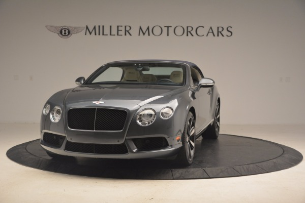 Used 2013 Bentley Continental GT V8 Le Mans Edition, 1 of 48 for sale Sold at Maserati of Westport in Westport CT 06880 14