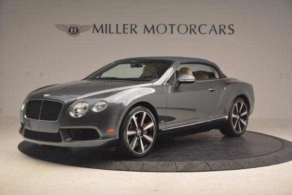 Used 2013 Bentley Continental GT V8 Le Mans Edition, 1 of 48 for sale Sold at Maserati of Westport in Westport CT 06880 15