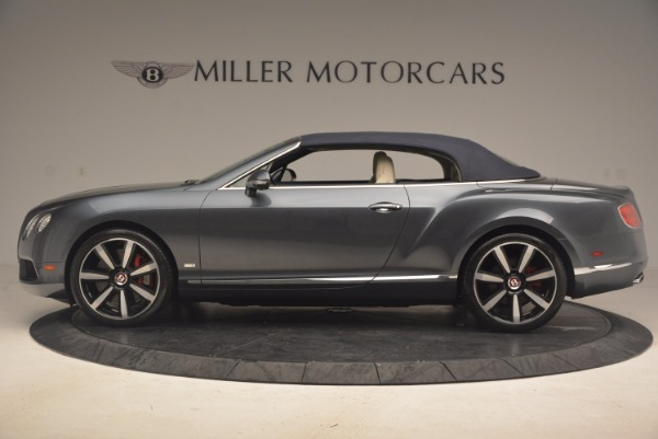 Used 2013 Bentley Continental GT V8 Le Mans Edition, 1 of 48 for sale Sold at Maserati of Westport in Westport CT 06880 16