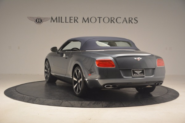 Used 2013 Bentley Continental GT V8 Le Mans Edition, 1 of 48 for sale Sold at Maserati of Westport in Westport CT 06880 18