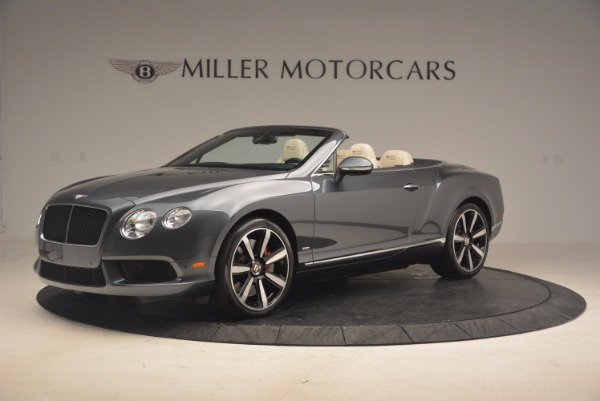 Used 2013 Bentley Continental GT V8 Le Mans Edition, 1 of 48 for sale Sold at Maserati of Westport in Westport CT 06880 2
