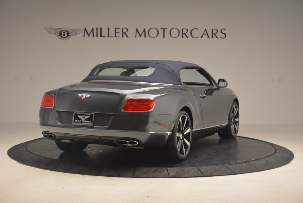 Used 2013 Bentley Continental GT V8 Le Mans Edition, 1 of 48 for sale Sold at Maserati of Westport in Westport CT 06880 20