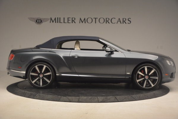 Used 2013 Bentley Continental GT V8 Le Mans Edition, 1 of 48 for sale Sold at Maserati of Westport in Westport CT 06880 22