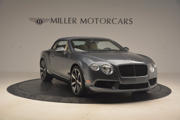Used 2013 Bentley Continental GT V8 Le Mans Edition, 1 of 48 for sale Sold at Maserati of Westport in Westport CT 06880 24