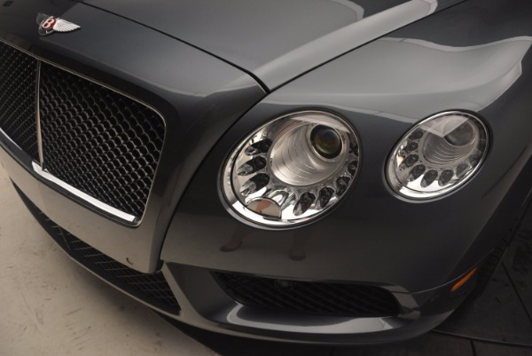 Used 2013 Bentley Continental GT V8 Le Mans Edition, 1 of 48 for sale Sold at Maserati of Westport in Westport CT 06880 27