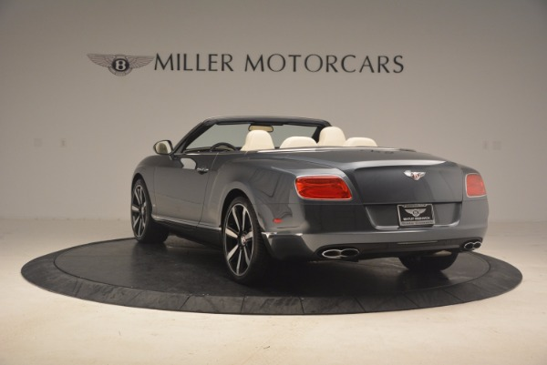 Used 2013 Bentley Continental GT V8 Le Mans Edition, 1 of 48 for sale Sold at Maserati of Westport in Westport CT 06880 5