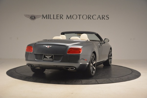 Used 2013 Bentley Continental GT V8 Le Mans Edition, 1 of 48 for sale Sold at Maserati of Westport in Westport CT 06880 7