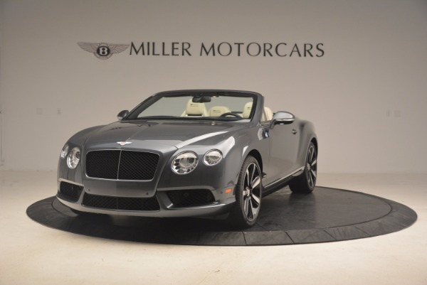 Used 2013 Bentley Continental GT V8 Le Mans Edition, 1 of 48 for sale Sold at Maserati of Westport in Westport CT 06880 1