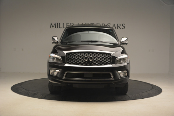 Used 2015 INFINITI QX80 Limited 4WD for sale Sold at Maserati of Westport in Westport CT 06880 12