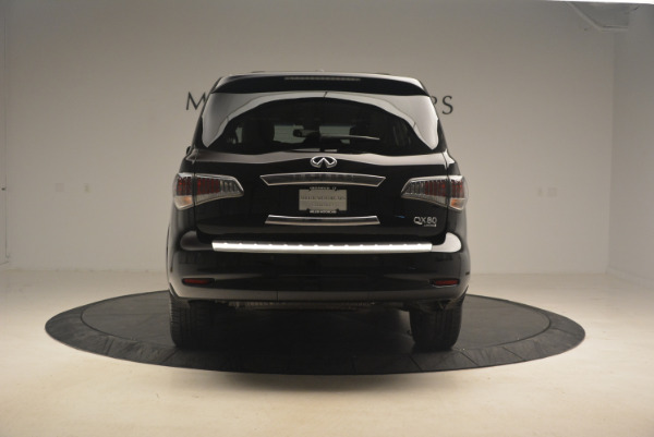 Used 2015 INFINITI QX80 Limited 4WD for sale Sold at Maserati of Westport in Westport CT 06880 6
