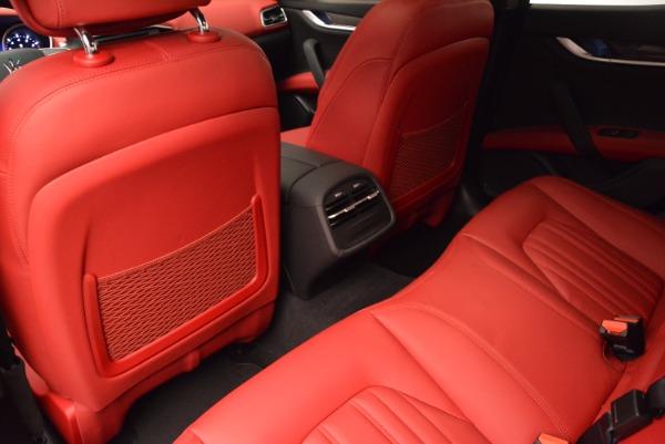 Used 2015 Maserati Ghibli S Q4 for sale Sold at Maserati of Westport in Westport CT 06880 17