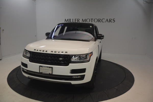 Used 2015 Land Rover Range Rover Supercharged for sale Sold at Maserati of Westport in Westport CT 06880 13