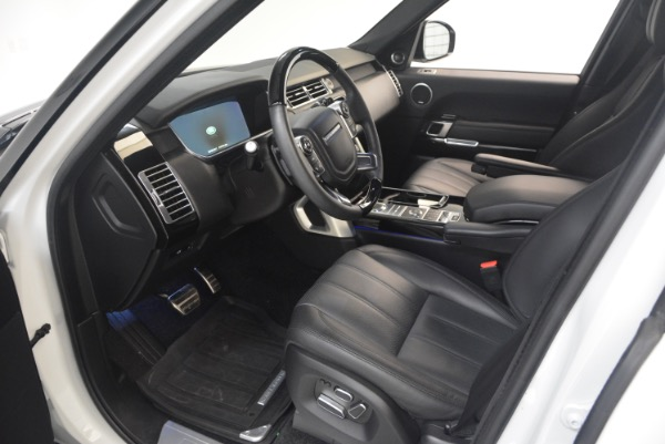 Used 2015 Land Rover Range Rover Supercharged for sale Sold at Maserati of Westport in Westport CT 06880 17
