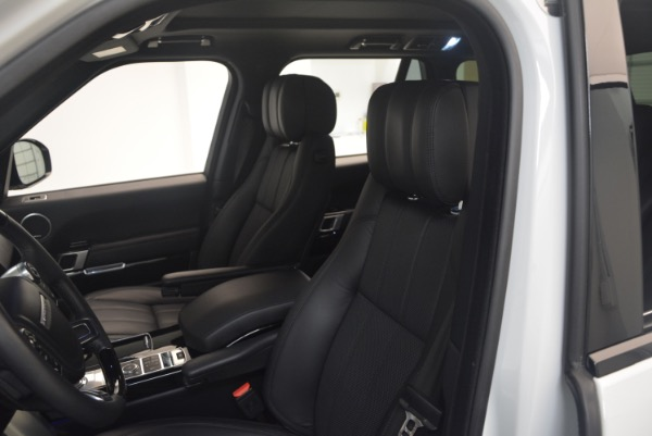 Used 2015 Land Rover Range Rover Supercharged for sale Sold at Maserati of Westport in Westport CT 06880 19