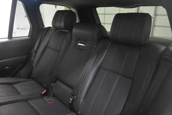 Used 2015 Land Rover Range Rover Supercharged for sale Sold at Maserati of Westport in Westport CT 06880 25
