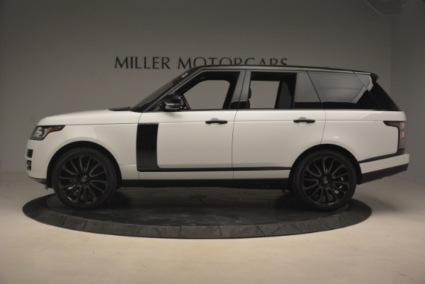 Used 2015 Land Rover Range Rover Supercharged for sale Sold at Maserati of Westport in Westport CT 06880 3