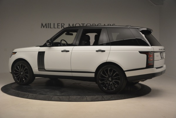 Used 2015 Land Rover Range Rover Supercharged for sale Sold at Maserati of Westport in Westport CT 06880 4