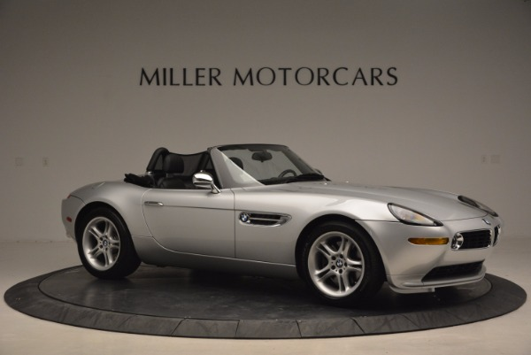 Used 2001 BMW Z8 for sale Sold at Maserati of Westport in Westport CT 06880 10