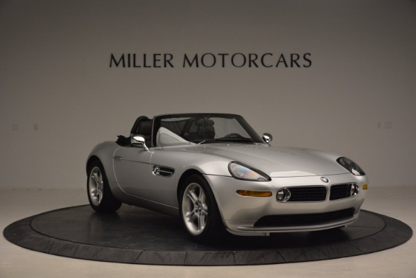 Used 2001 BMW Z8 for sale Sold at Maserati of Westport in Westport CT 06880 11