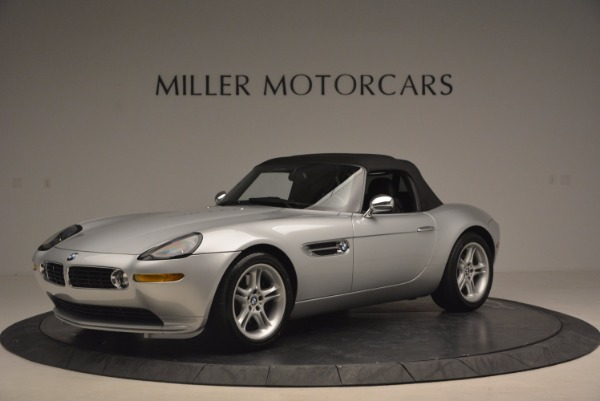 Used 2001 BMW Z8 for sale Sold at Maserati of Westport in Westport CT 06880 14