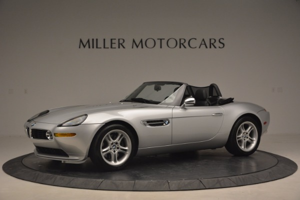 Used 2001 BMW Z8 for sale Sold at Maserati of Westport in Westport CT 06880 2