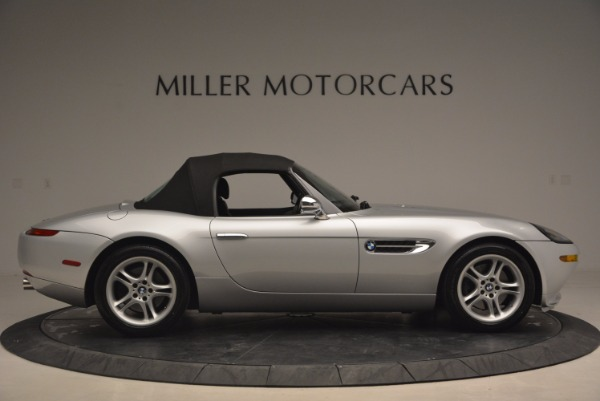 Used 2001 BMW Z8 for sale Sold at Maserati of Westport in Westport CT 06880 21