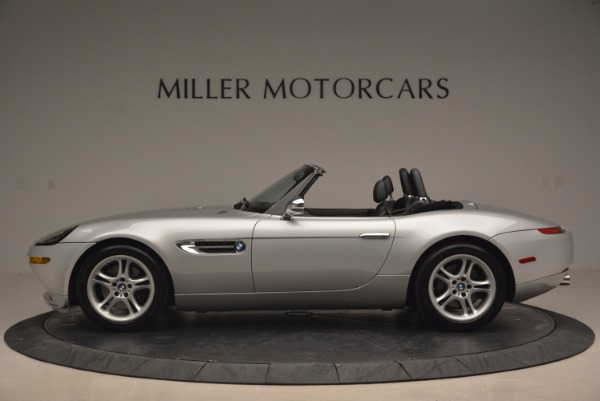 Used 2001 BMW Z8 for sale Sold at Maserati of Westport in Westport CT 06880 3