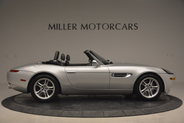Used 2001 BMW Z8 for sale Sold at Maserati of Westport in Westport CT 06880 9