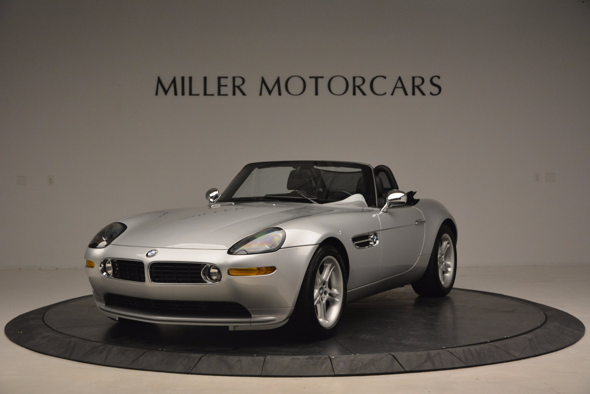 Used 2001 BMW Z8 for sale Sold at Maserati of Westport in Westport CT 06880 1