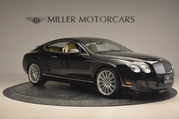 Used 2010 Bentley Continental GT Speed for sale Sold at Maserati of Westport in Westport CT 06880 10