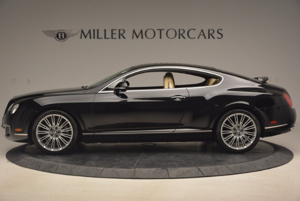 Used 2010 Bentley Continental GT Speed for sale Sold at Maserati of Westport in Westport CT 06880 3