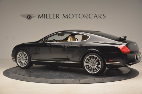Used 2010 Bentley Continental GT Speed for sale Sold at Maserati of Westport in Westport CT 06880 4