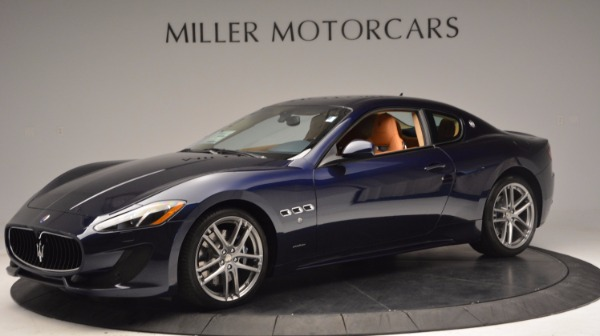 New 2017 Maserati GranTurismo Coupe Sport for sale Sold at Maserati of Westport in Westport CT 06880 2