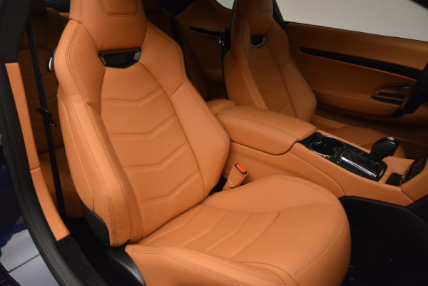 New 2017 Maserati GranTurismo Coupe Sport for sale Sold at Maserati of Westport in Westport CT 06880 21